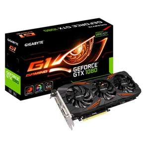 Carte graphique Gigabyte GeForce GTX 1080 G1 - 8Go