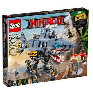 Jouet Lego Ninjago: Le requin mécanique de Garmadon (70656)