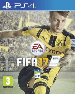 FIFA 17 sur PS4 et Xbox One