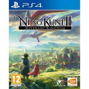 Ni No Kuni 2 : L'avènement D'un Royaume sur PS4 (via l'Application)