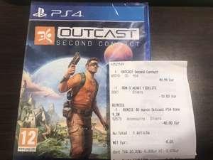 Outcast : Second Contact sur PS4 ou Xbox