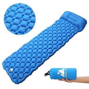 Matelas de camping gonflable Evoland - 190x59x6 cm (vendeur tiers)
