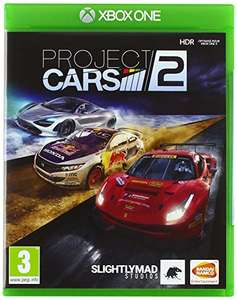 Project Cars 2 sur PS4 à 12,99€ ou sur Xbox One à 8,99€
