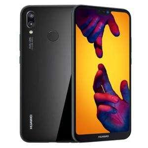 """Smartphone 5.84"""" Huawei P20 Lite (Noir) - Full HD+, Kirin 659, RAM 4 Go, ROM 64 Go (Vendeur tiers)"""