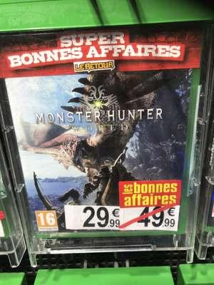 Monster Hunter World sur Xbox One - Vitrolles (13)