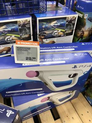 Aim controller Sony PlayStation VR Controller (Frontaliers Luxembourg - Esch)