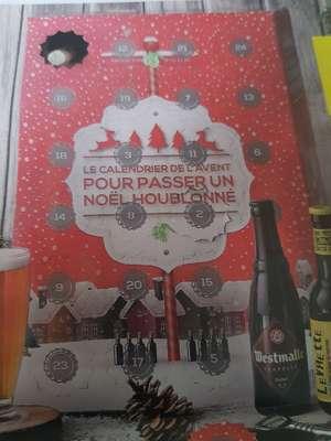 Calendrier de l'Avent Bière  - Basse-Ham (57)
