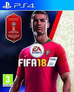 FIFA 18 sur PS4 et Xbox One