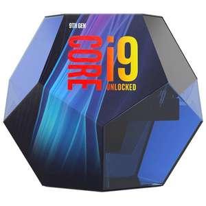 Processeur Intel i9-9900K - 8 Cœurs (Frontaliers Suisse)
