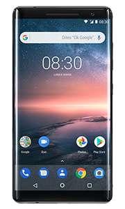 """Smartphone 5.5"""" Nokia 8 Sirocco - 128 Go, 6 Go RAM"""