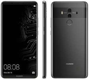 "Smartphone 6"" Huawei Mate 10 Pro - full HD+, Kirin 970, 6 Go de RAM, 128 Go, Gris (Frontaliers Suisse)"