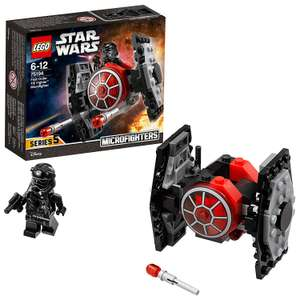 Lego 75194 - Microfighter Chasseur Tie