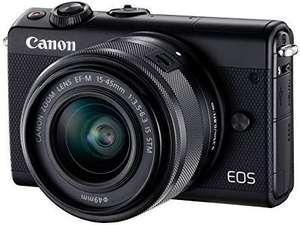[Prime De] Appareil photo compact hybrides à objectifs inter-changeables Canon EOS M100