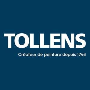 50% de réduction sur les peintures Tollens (tollens.com)