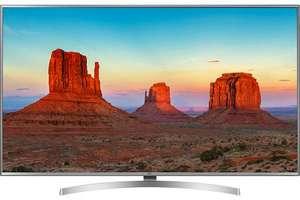 """TV 55"""" LG 55UK6950 - 4K UHD - Dans une sélection de magasins (Via 40% de crédité en tickets Leclerc)"""