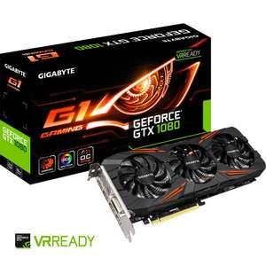 Gigabyte GeForce GTX 1080 G1 Gaming - 8 Go