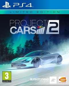 Project Cars 2 - Édition Limitée sur PS4
