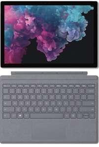 "Tablette tactile 12.3"" Microsoft Surface Pro 6 (i5, 8 Go de RAM, 128 Go, Windows 10) + clavier / protection Signature Type Cover (QWERTY)"