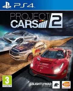 Sélection de jeux vidéo en promotion - Ex: Project Cars 2 sur PS4 et Xbox One - Cavaillon / Illkirch-Graffenstaden (67 / 84)