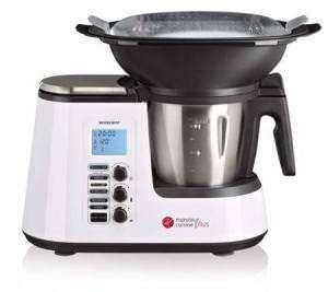 Robot de cuisine SilverCrest Monsieur Cuisine Édition Plus