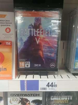 Jeu Battlefield 5 sur PC - Auchan villars (42)