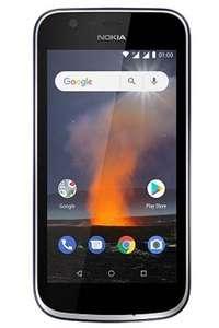 "Smartphone 4,5"" Nokia 1 NOIR BLEU, Android GO"