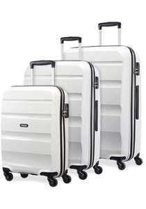 Set de valises American Tourister Bon Air Bon Ait (Spinner 55cm + Spinner 66cm + Spinner 75cm)