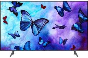 """TV 55"""" Samsung QE55Q6F (2018) - QLED, 4K UHD - Angers (49)"""