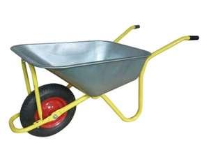 Brouette en acier - Charge 150 kg