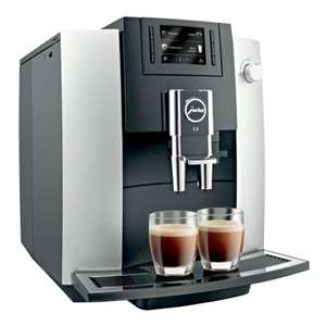 [Adhérents Macif] Machine à Café JURA E6 Platine
