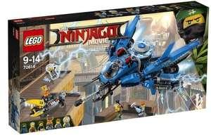 LEGO 70614 Ninjago - le Jet supersonique de Foudre
