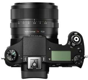 """Appareil Photo Numérique Bridge Expert Sony DSC-RX10, Capteur 1"""" CMOS Exmor R, 20,2 Mpix, 24-200 mm à Ouverture Constante F2.8 Noir"""
