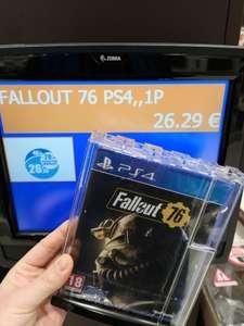Fallout 76 sur PS4 et Xbox One - leclerc Bellaing (59)