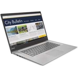 "PC Portable 15.6"" Lenovo Ideapad 320S-15IKBR : Core i5 8250U, 4Go, 1To HDD, GeForce 920MX 2 Go"