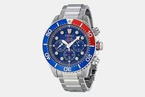 Montre Seiko Prospex Solar SSC Watch - Frais de douane et TVA inclus (massdrop.com)