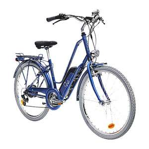 Vélo de ville électrique E-CITY 68 - Saint-Genest-Lerpt / Roanne (42)  - Montpellier (34) - dept 89 - 51 .....