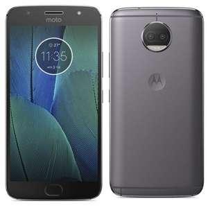 "Smartphone 5.5"" Motorola Moto G5s Plus - full HD, SnapDragon 625, 4 Go de RAM, 32 Go, argent ou or"