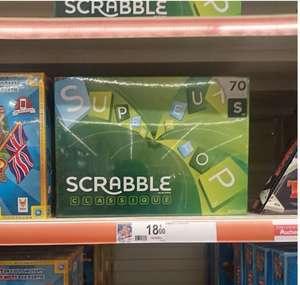 Jeu de société Scrabble Classique - Auchan Englos (59)