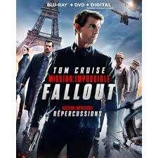 Achat VOD Film Mission: Impossible - Fallout - UHD 4K (Dématérialisé)