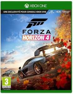 Jeu Forza Horizon 4 sur Xbox One