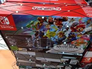 Console Nintendo Switch Édition Super Smash Bros. Ultimate (avec paire de Joy-Con) - L'Isle-d'Abeau (38)
