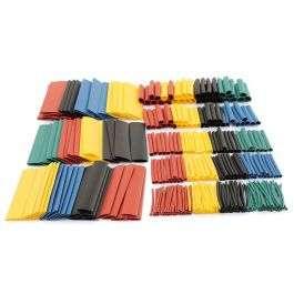 Lot de 328 Gaines Thermorétractables - Tailles & Coloris Mixtes (Frais de port compris)