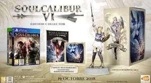 SoulCalibur VI : Edition Collector sur PS4 et Xbox One
