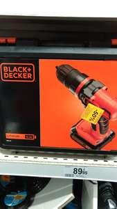 Perceuse-visseuse sans fil Black&Decker EGBL14K - La défense (92)