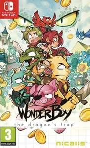 Jeu Wonder Boy The Dragon's Trap (via application)