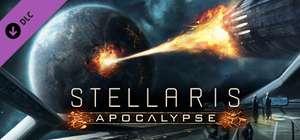 Sélection de jeux et DLCs Paradox en promotion - Ex : Extension Stellaris : Apocalypse sur PC (Dématérialisés, Steam / Paradox Launcher)