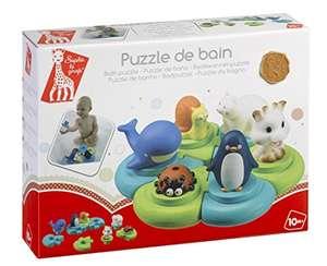 Jouet puzzle de bain Vulli Sophie la Girafe