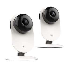 Lot de 2 caméras YI Home 720P (vendeur tiers)
