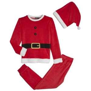 Pyjama In Extenso Père-Noël pour Garçons à 5,99€ et pour Bébés à 4,79€ + Body Père-Noël pour Bébés à 2,99€