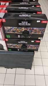 Jeu Super Smash Bros. Ultimate sur Nintendo Switch collector édition - Auchan Louvroil (59)